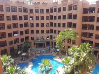 appartement a guéliz centre ville marrakech