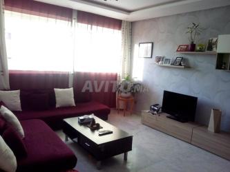 appartement meublé de 100m sur prestigiae hay riad