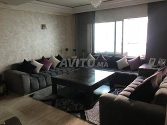 Appartement de 117 m2 Beauséjour ghandi