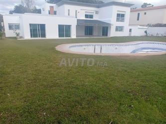 Villa de 2000 m à loué sur Souissi Prés OLM