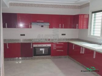 شقة 2غرف 64م2 تطل على شاطئ سيدي رحال تسليم فوري