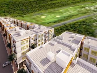 des appartements situé à deroua 83m2