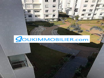appartement de 90 m2 sidi maarouf la colline