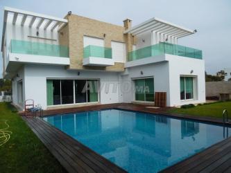 villa magnifique de 900m à louer à souissi