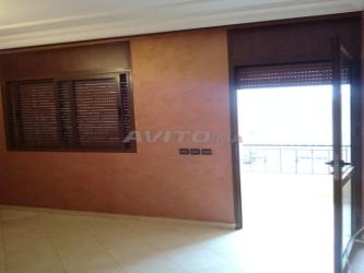 appartement 4 pièces de 110 m2 wifak temara