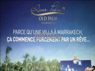 Terrain de 525 m2 pour Villa a Old Palm