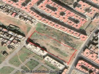 Terrain de 5800 m2 sidi Moussa alkasba