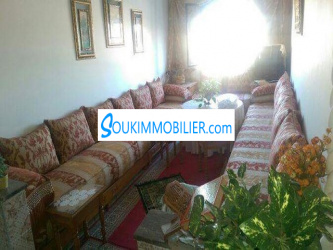 appartement de 60 m2 al maghrib al arabi
