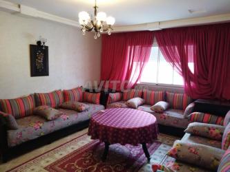 appartement meublé au centre