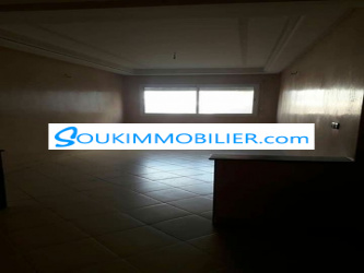 appartement de 3 chambres à kenitra maamoura