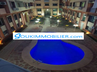 appartement haut standing de 102 m2