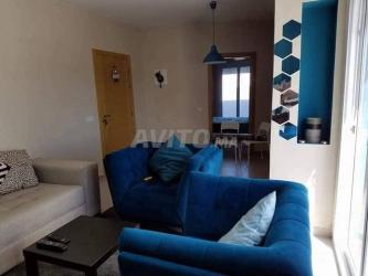 appartement à bouznika en location meublé