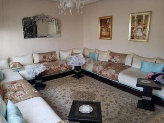 offre appt meublé avec belle terrasse à lotinord