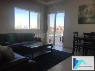 magnifique appartement f3 meublé à tanger
