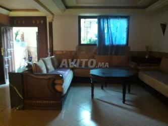très bel étage villa meublé