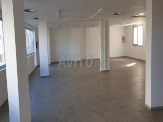 plateaux bureaux de 200 m a loué sur agdal rabat