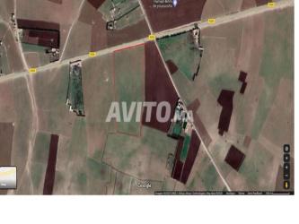 terrain 69692 m² à 4km de youssoufia