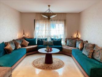 appartement de 90 m2 à paradise beach mohammadia à