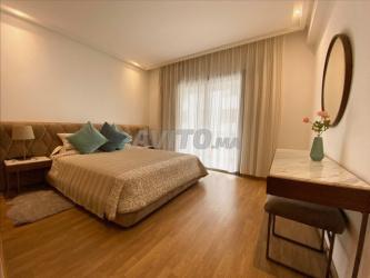 appartement de luxe à la siesta mohammadia à moham