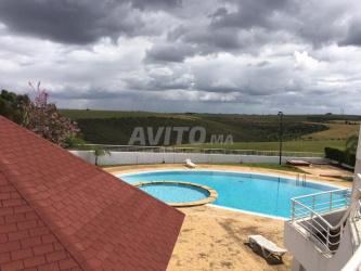 villa de luxe 500m à louer à route zaer