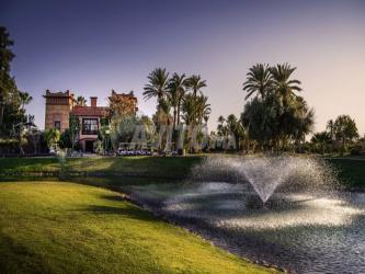 terrain à front golf amelkis