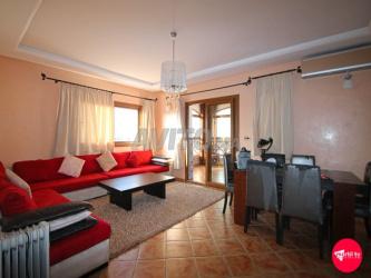 appartement avec piscine 93 m2 à martil