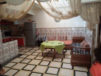 maison 100 m2 à hay salam fath lazaret