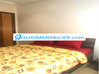 appartement bien meuble