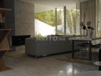 villa en bande 245 m2 a bouskoura golf city