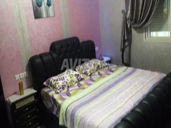 bel appartement meublé spacieux à louer