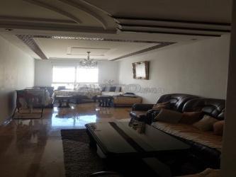 appartement en location (par mois) à tanger