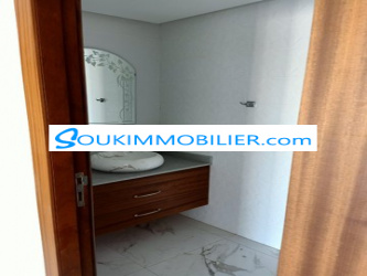 appartement en location à rabat
