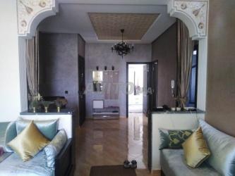 appartement meublé en vente