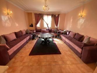 jolie appartement 2 chambres meublé