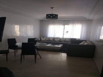 appartement meublé de 80 m2 maarif
