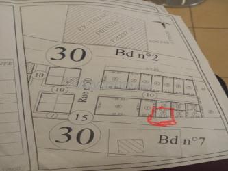 terrain de 91 m2 à vendre قطعة 91م للبيع