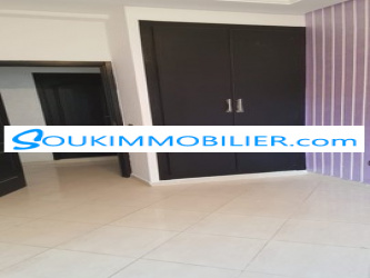 une appartement neuf a louer