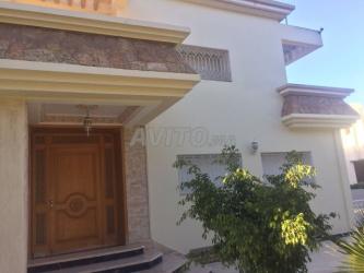 villas luxe de 650 m2 a rabat hay riad