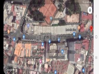 un terrain dans center ville rue mexique tanger