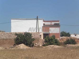 maison 140 m² a thelat ouled hamdan