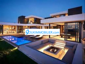 villa de 1300 m2