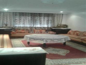 شقة فحي الوفاق تمارة