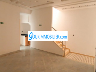 maison de luxe de 100 m2 à alliance mehdia