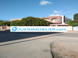 vente de villa 902 m² a casablanca boulevard nador