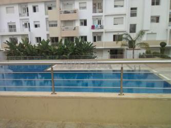 appartement meublé avec piscine resid islane