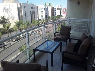 appartement 160 m2 haut standing meublée