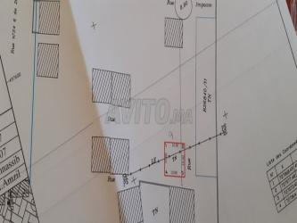terrain de 100 m2 hay dardoura