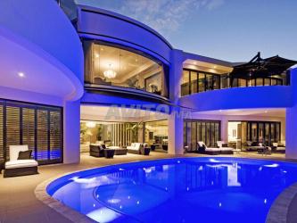 villa de 990 m2