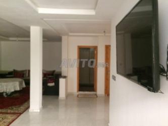 appartement 100 m2 à marrakech prés chu m6.