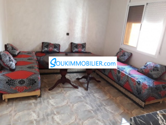 appartement de 110 m2 meublé
